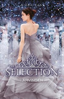 Kiera Cass - Arvingen - 4 The Selection - 2016