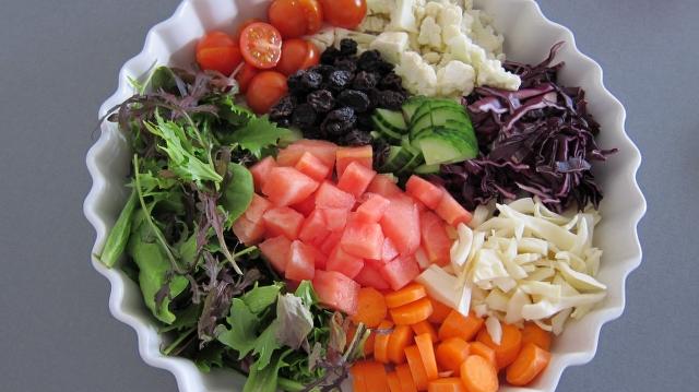 inspiration til salat