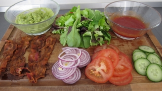 ingredienser kyllingeburger